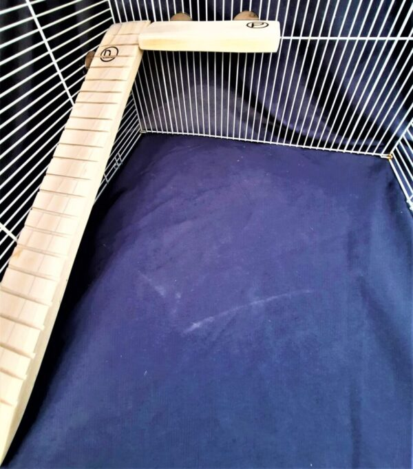 Small Bird Ramp 3 x 19 Also for Hamsters