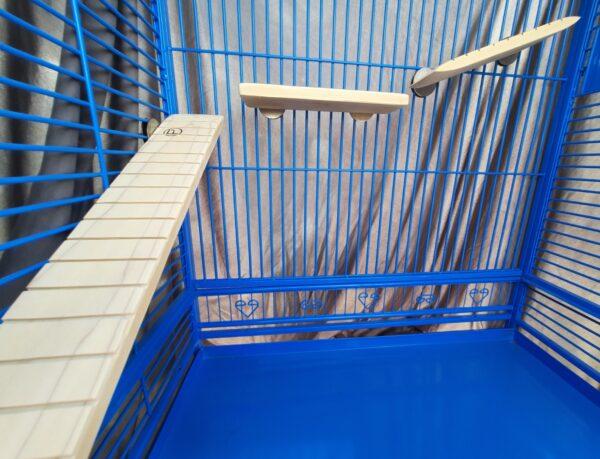 Ramp 4 x 23, Shelf 4 x 11, Ramp 4 x 11