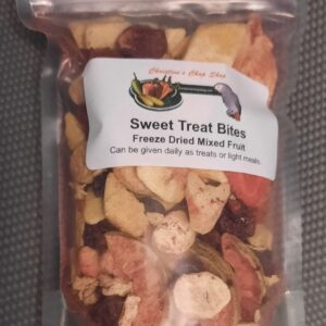 Freeze Dried Mixed Fruit